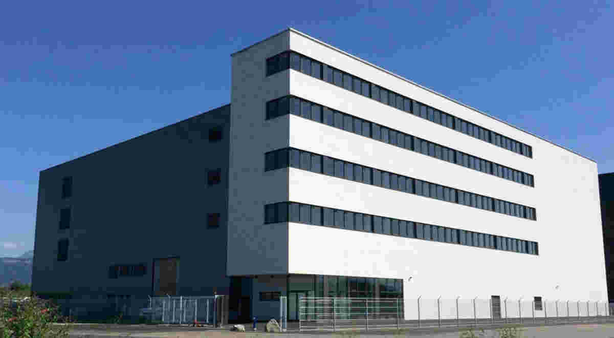 Data Center Widnau