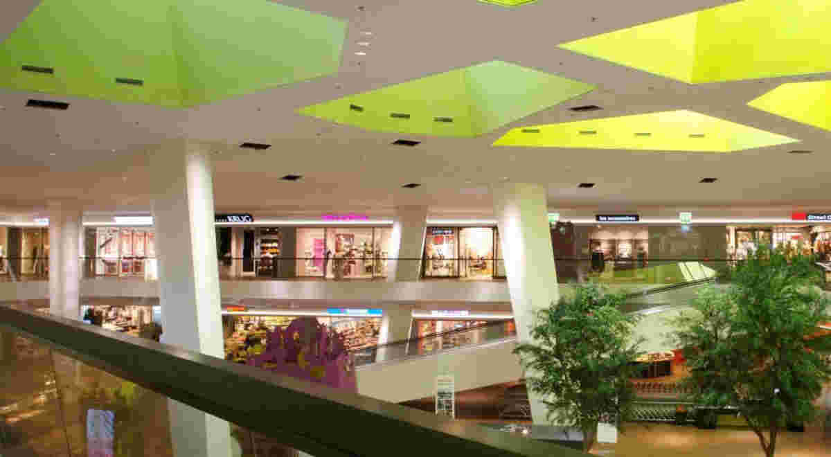 Einkaufszentrum Rosenberg