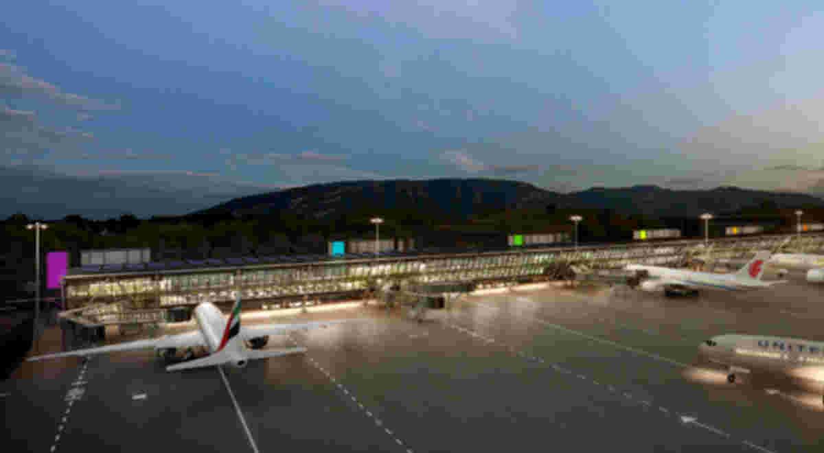 Flughafen-Genf-Cointrin- -Ostflügel-Gebäude-2-News