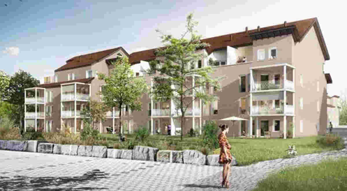 Gebäudemodernisierung Volketswil Ackerstrasse