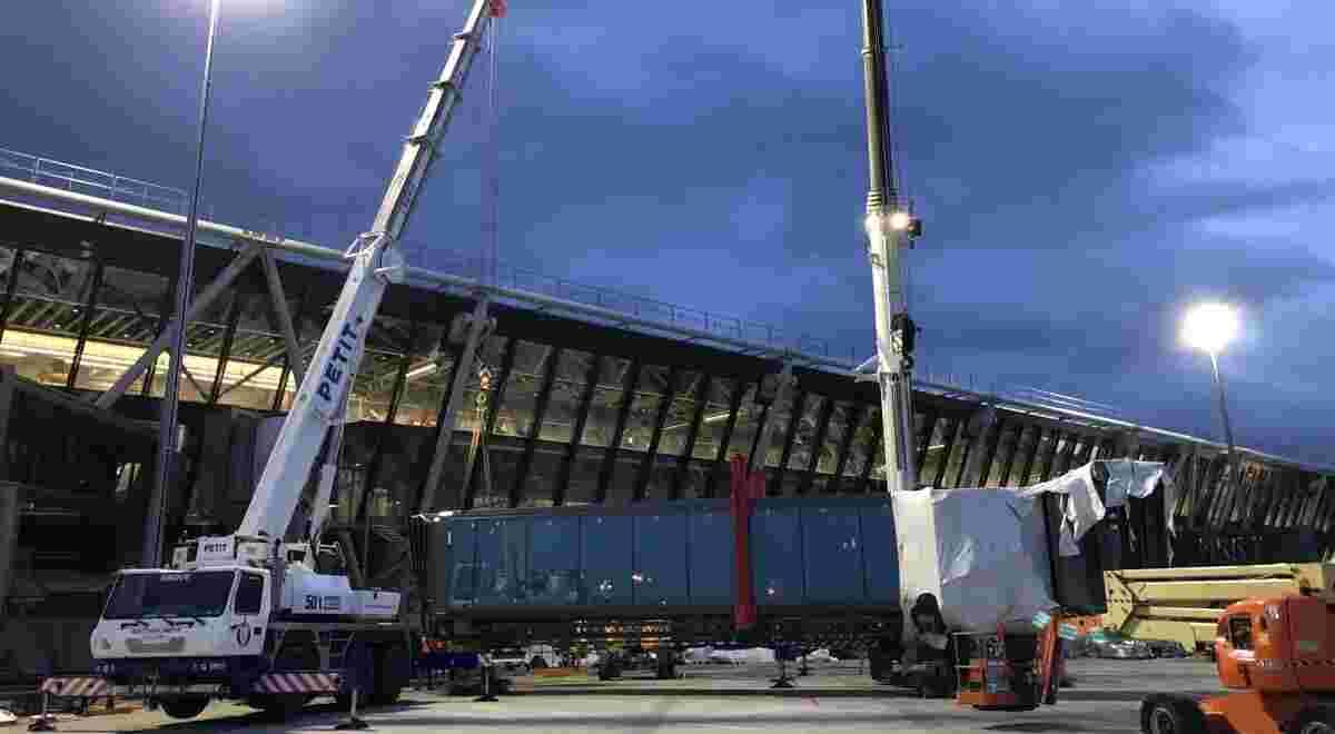 Genf Flughafen News