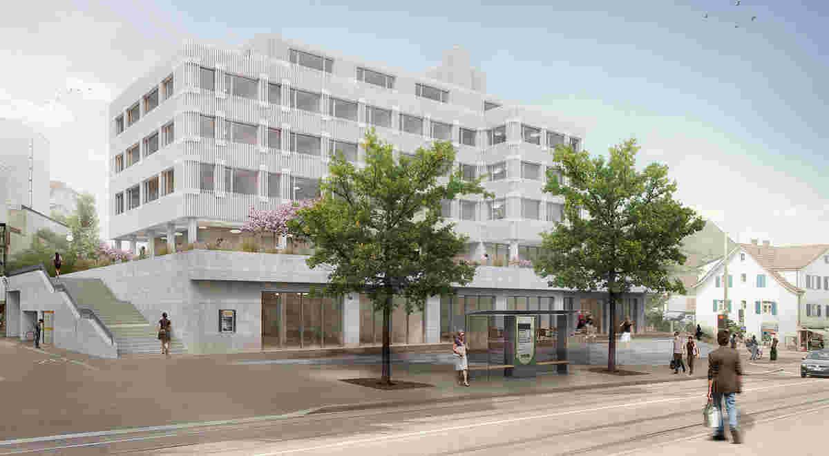 HRS Projekt Binningen Hauptstrasse24