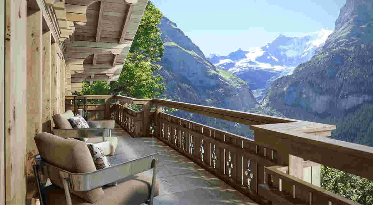 HRS Projekt Grindelwald B1 B3