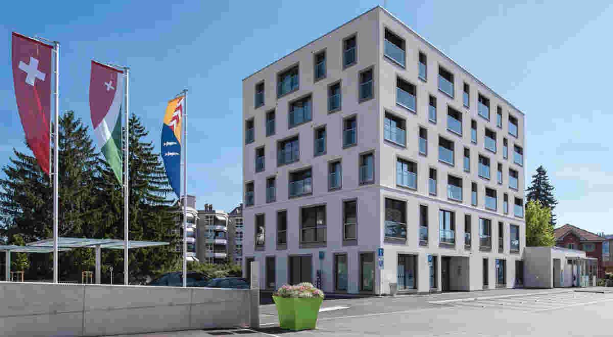 HRS Projekt Verwaltungsratgebäude Le Landeron