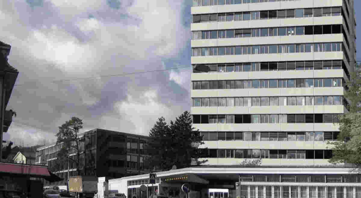 Intershop Hochhaus