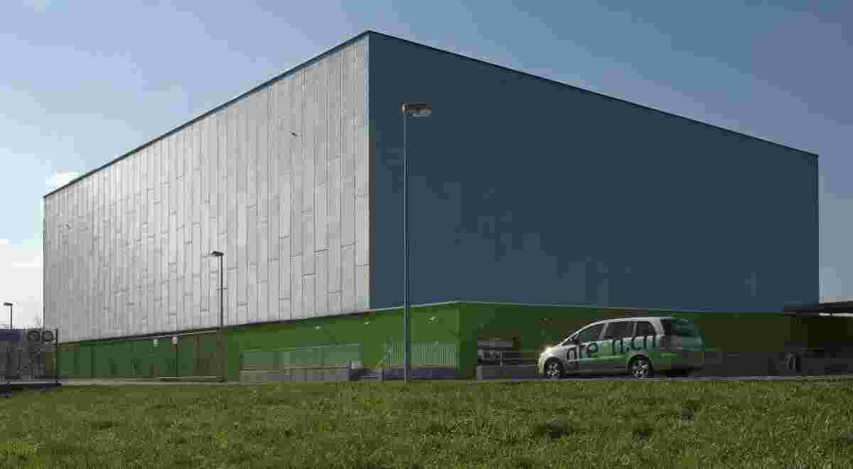 Lupfig Green Datacenter 1