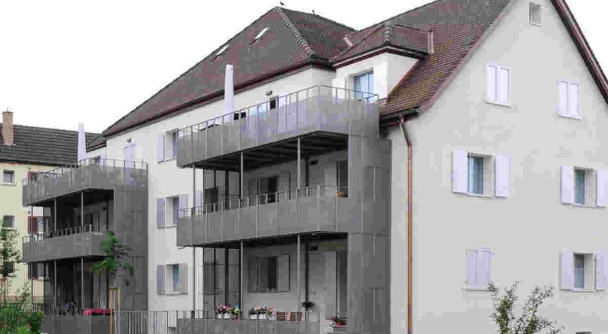 Schaffhausen Laerchenstrasse