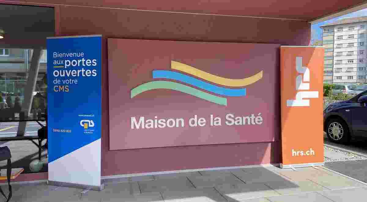 Tag der offenen Tür im Maison de la Santé Moudon 1