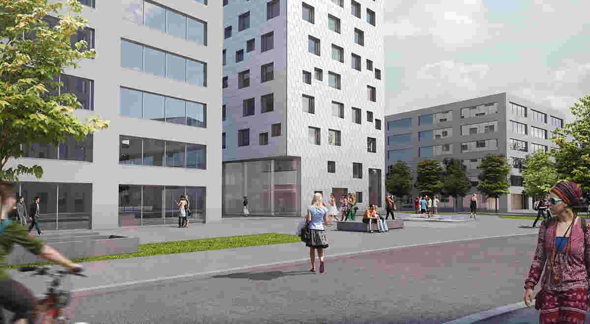 Web Horw Baufeld G Zentrumszone Bahnhof
