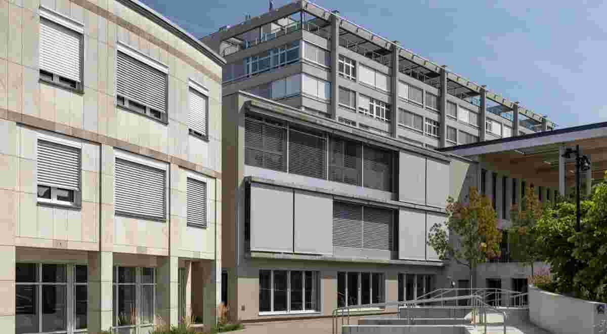 Zürich Erweiterung Uniklinik Balgrist 1