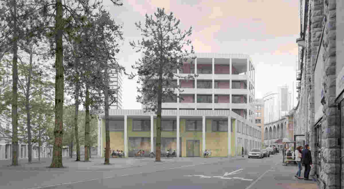 Zuerich St Jakobs Stiftung
