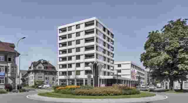Zentrum St Margrethen DR Dürr 1