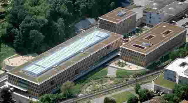 Ittingen Verwaltungsgebäude