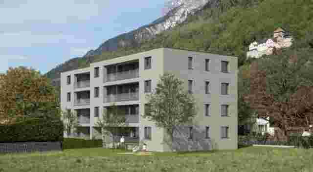 Vaduz FL MFH Kirchstrasse 43