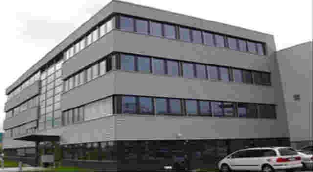 Büro Und Lagerneubau Bbz1