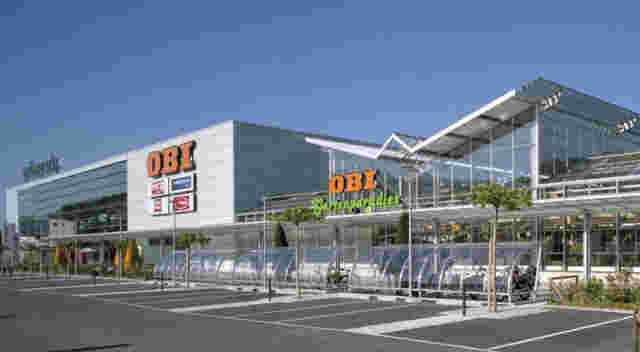 Einkaufszentrum Grüzepark