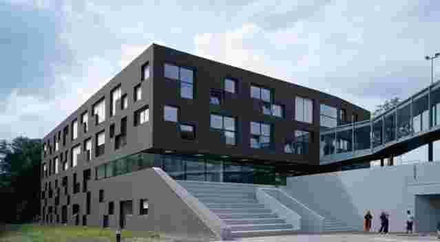 Genolier Collège Tetris
