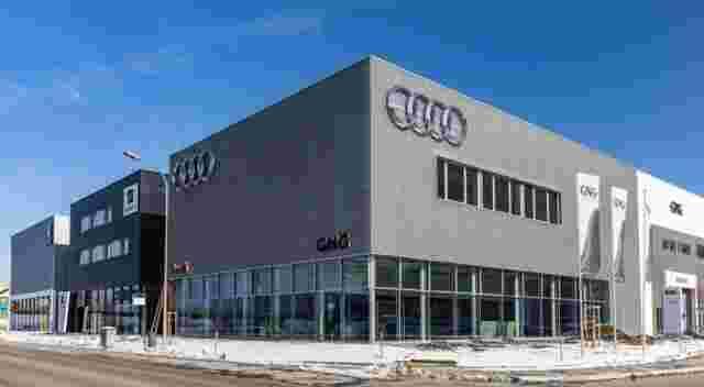 Gossau GNG Garage