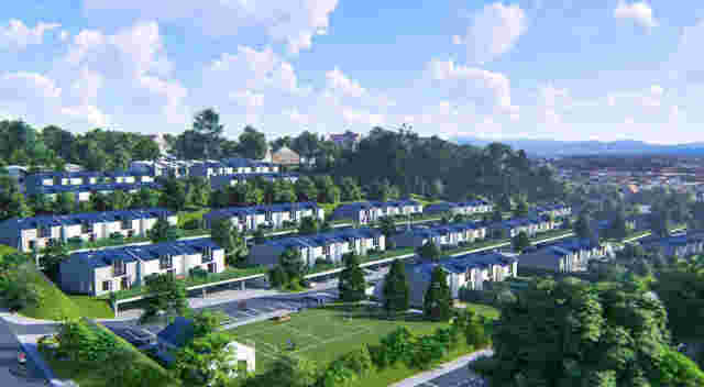 HRS Projekt Crissier Smarthill