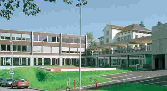 Herisau Schulhaus