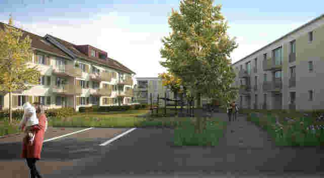 Kastaninenweg Roggwil