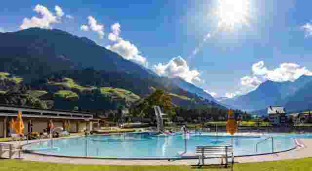 Klosters Familien und Sportbad 1