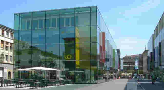 Lausanne Les Mercier
