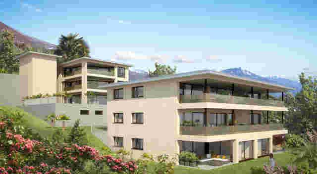 Locarno Monti Residenza Fortuna