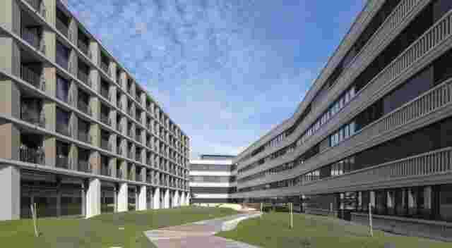 Morges Quartier des Halles DMK HRS QDH 01