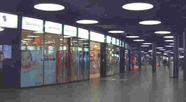 Neubau Bahnhofplatz