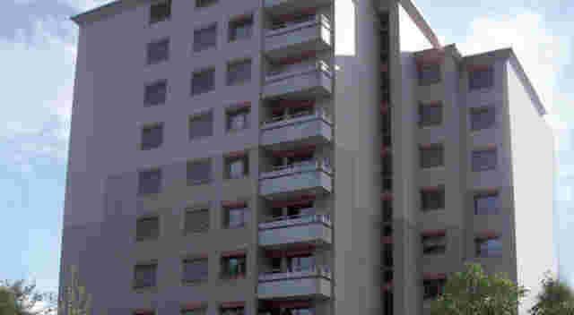 Sanierung Hochhaus