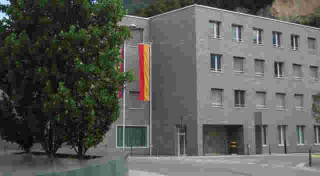 Ueberbauung Spaniabuendt
