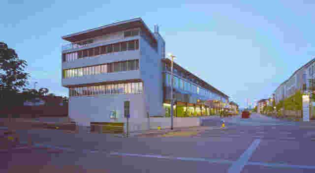Web Frauenfeld Haus Am Bahnhof Foto