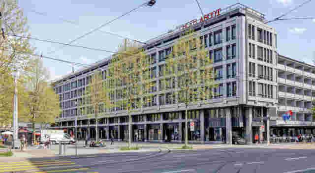 Web Zürich Hotel Fifa Ascot Foto1